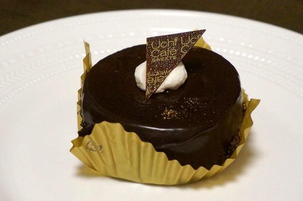 ローソン カカオ香るチョコレートケーキ