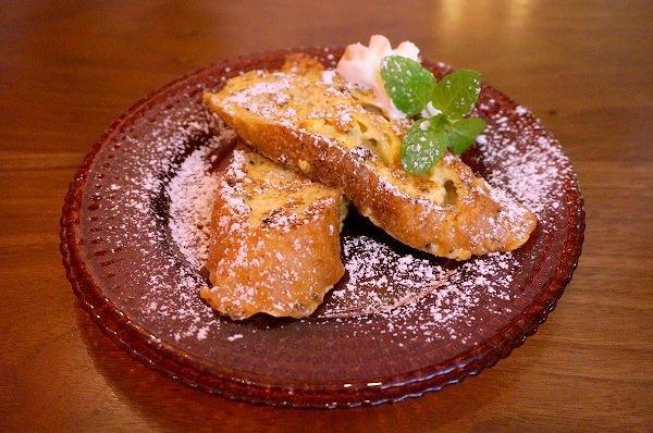 カフェギンザ フレンチトースト