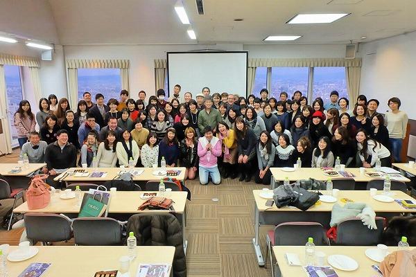 ショコラセミナーin大阪2016集合写真
