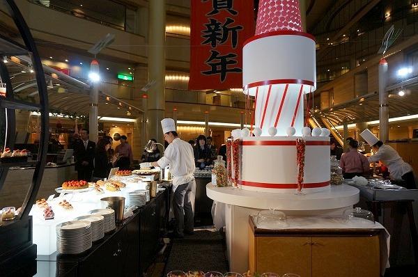 ホテルニューオータニ大阪の大人気イベント「ホテルでいちご狩り」スイーツ&サンドウィッチビュッフェ