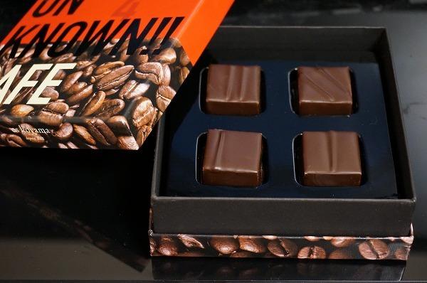 エスコヤマ コーヒーチョコレート UNKNOWCAFE
