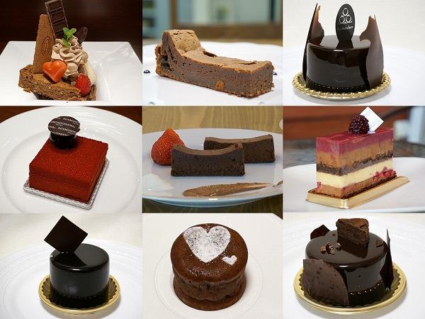 大阪のおいしいチョコレートケーキショップまとめ