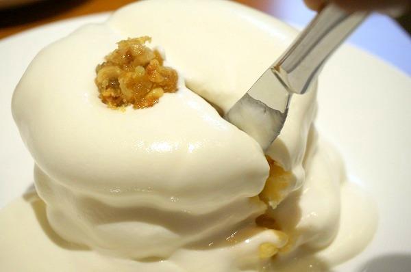 銀座のジンジャー ジンジャーパンケーキ