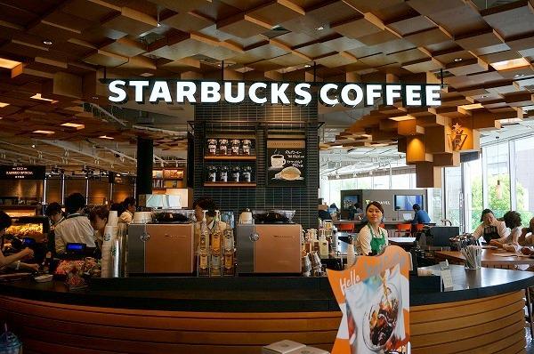 枚方T-SITEでおすすめのスイーツショップ&カフェ5店舗 スターバックスコーヒー