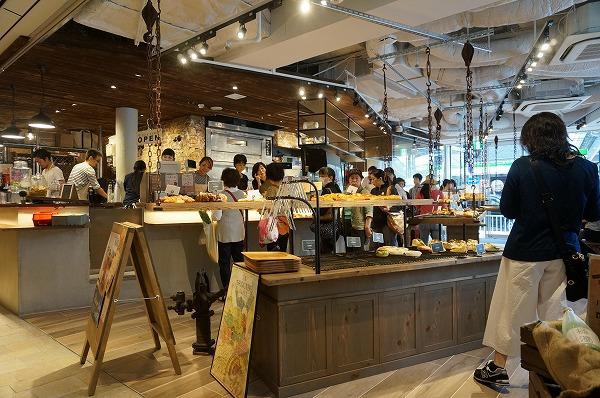 枚方T-SITEでおすすめのスイーツショップ&カフェ5店舗 ベーカリーカフェ