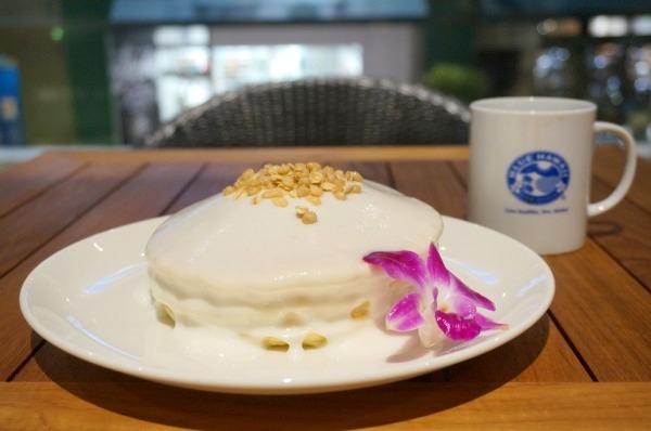 難波CITY ブルーハワイライフスタイル ハウピアパンケーキ