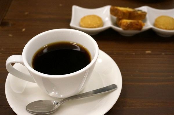 福島 スイーツバーパルク コーヒー