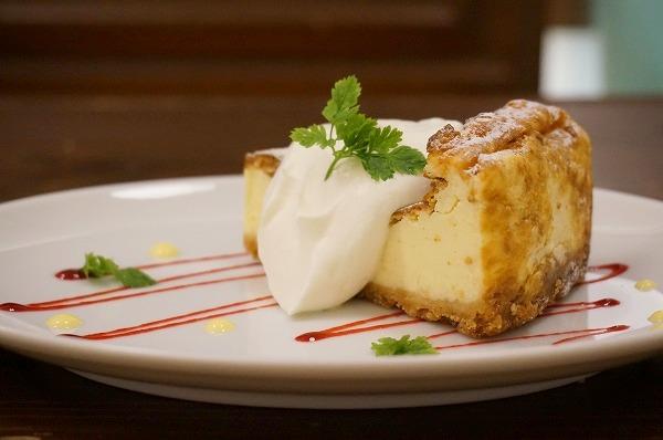 福島 スイーツバーパルク チーズケーキ