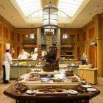 ザリッツカールトン大阪のチョコレートブッフェは55種類以上のチョコレートメニューが楽しめます!