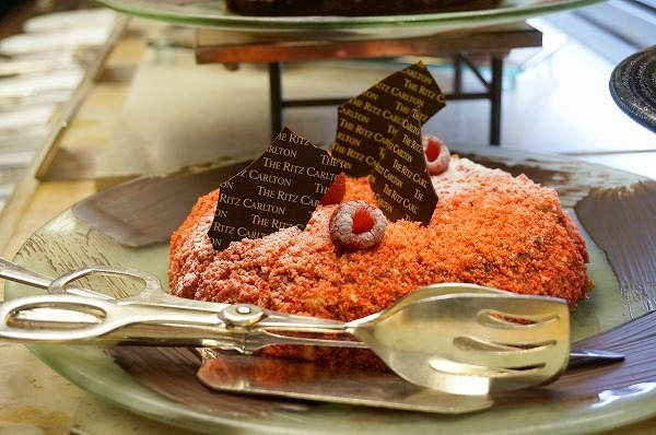 ザリッツカールトン大阪 チョコレートブッフェ