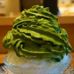京都で抹茶エスプーマかき氷を堪能!清水一芳園「宇治抹茶氷エスプーマ仕立て」