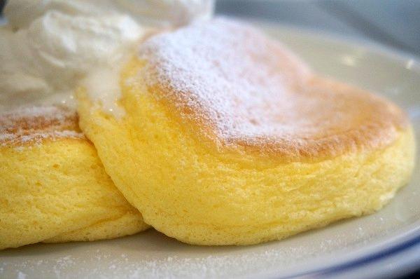 フリッパーズ下北沢店 スフレパンケーキ