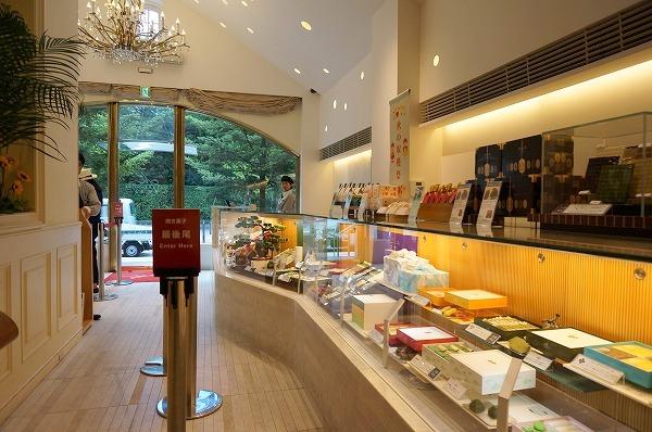 京都モンブラン マールブランシュ北山本店 モンブラン