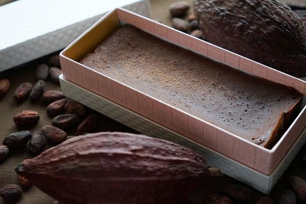 チョコレートケーキ研究所 カカオテリーヌショコラ
