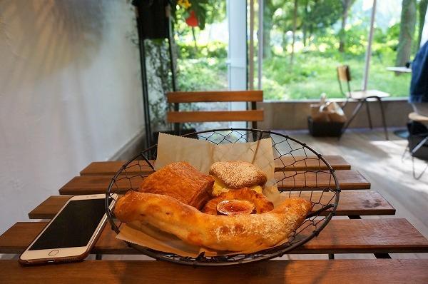 パンとエスプレッソとウツボファクトリー