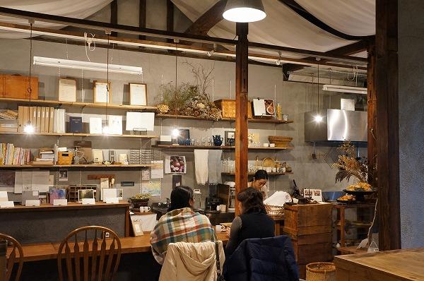 カワタ製菓店 吹田 カフェ