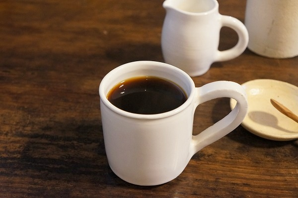 カワタ製菓店 カフェ コーヒー