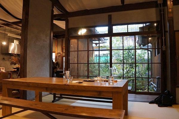 カワタ製菓店 カフェ