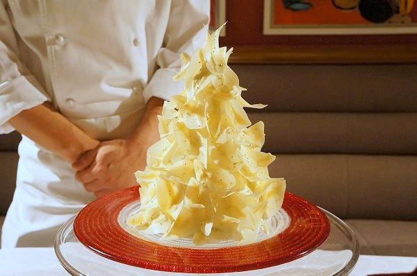 ザリッツカールトン大阪 クリスマスケーキ2016