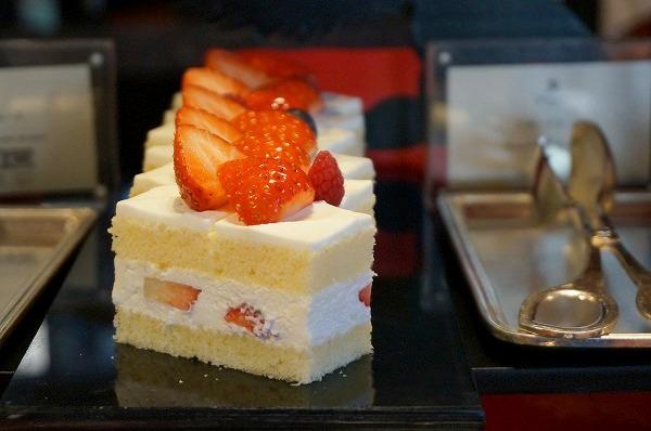 セントレジスホテル大阪 ストロベリーブッフェ2017